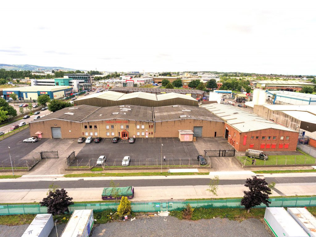 Serla Print Industrial Unit, Greenhills Road, Tallaght, Dublin 24