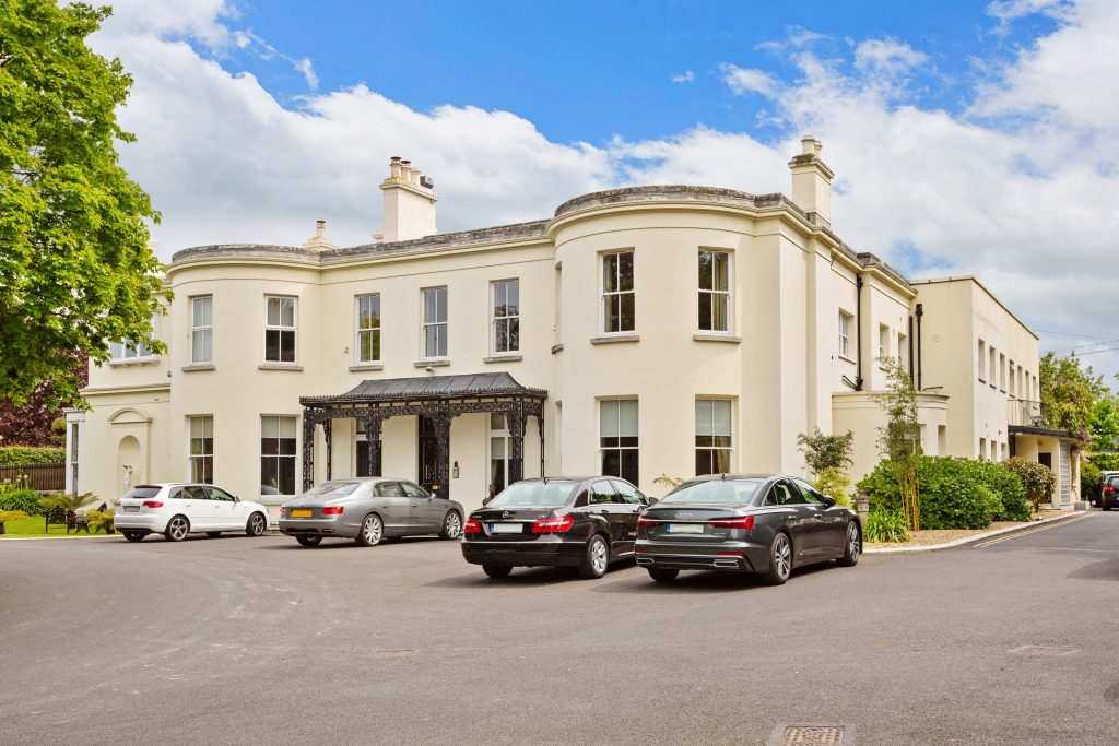 Apartment 2 The Main House, Simmonscourt Castle, Simmonscourt Road, Ballsbridge, Dublin 4